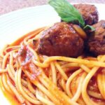 Spahetti with Meatballs
