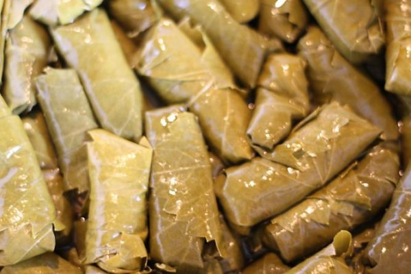 Stuffed Grape Leaves (Dolmades) | The Mediterranean Dish