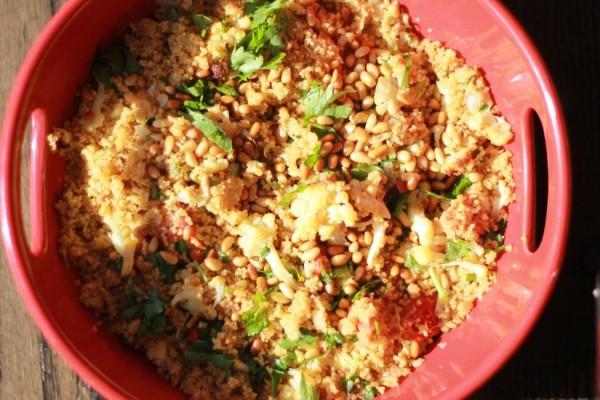 Mediterranean Couscous Recipe