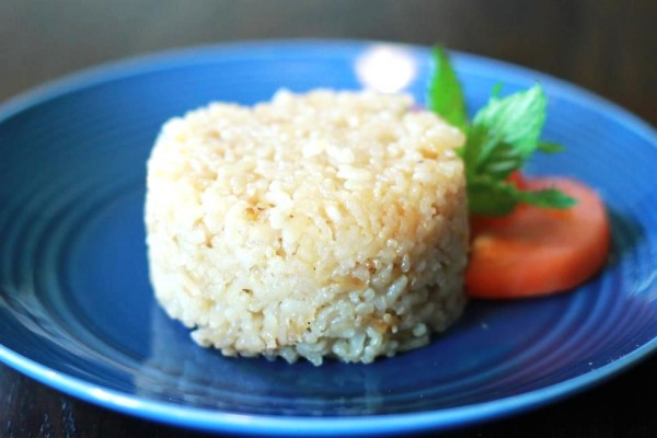 Browned Rice