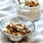 Greek Yogurt Parfait - www.themediterraneandish.com