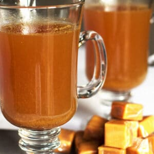 Hot Spiked Apple Cider Recipe