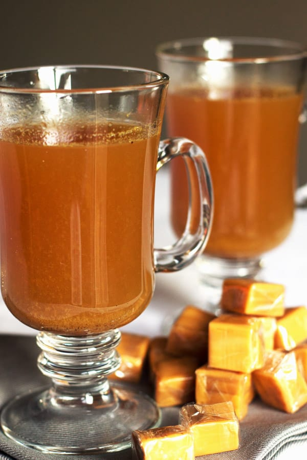 Hot Spiked Apple Cider Recipe with a Mediterranean Twist