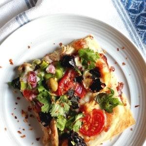Phyllo Pizza