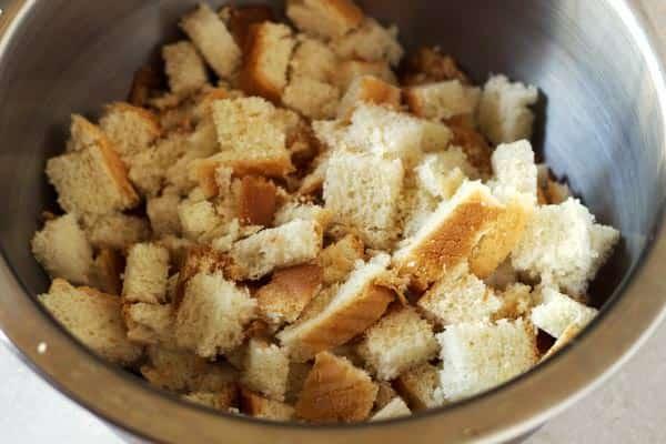 Bread Crumbs for Egg Casserole Recipe