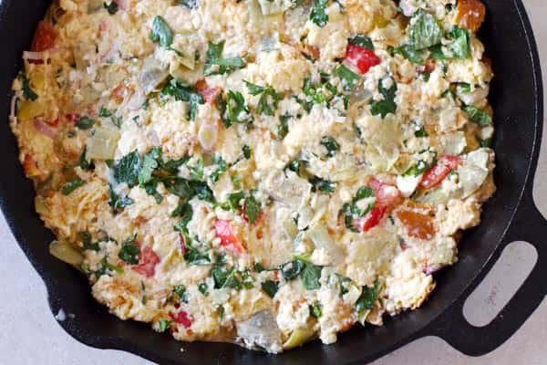 Egg Casserole Recipe for Brunch
