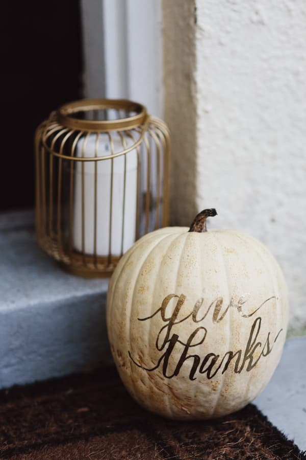 Thanksgiving Crafts and Ideas from Designer Trapped in a Lawyer's Body