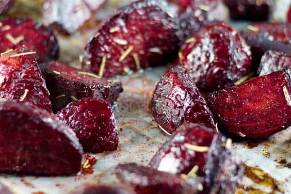 Exceptional Roasted Beets