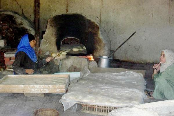 Oven for Homemade Pita Bread Recipe