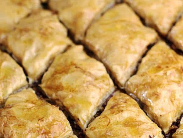 Baklava Recipe from The Mediterranean Dish
