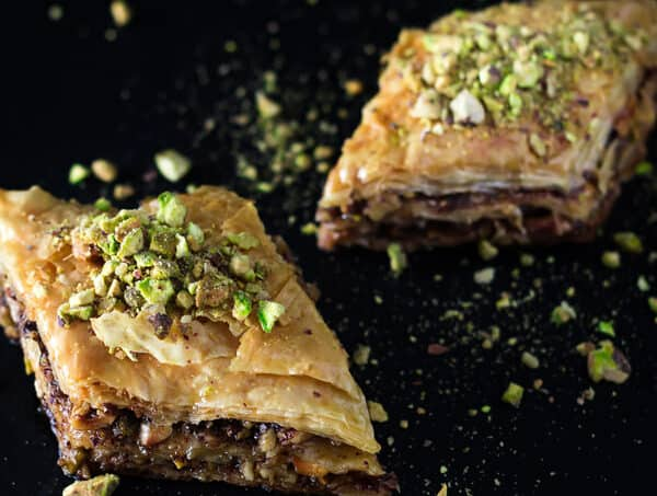 How to make baklava from The Mediterranean Dish