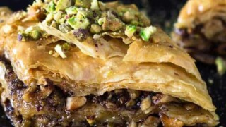 how to make baklava the mediterranean dish