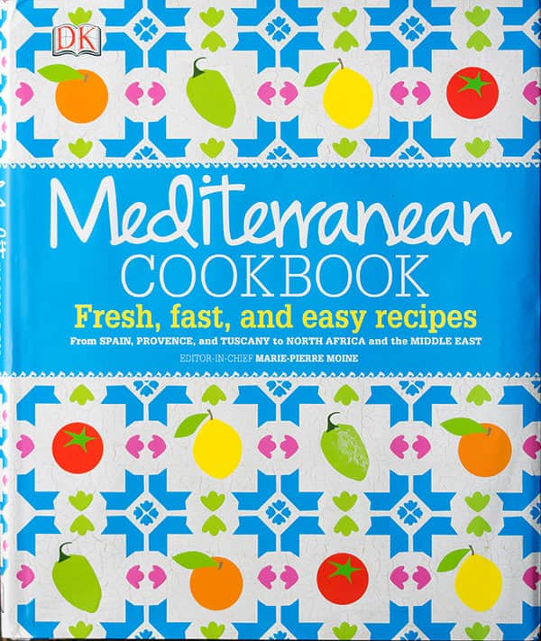 Mediterranean Cookbook Review by The Mediterranean Dish