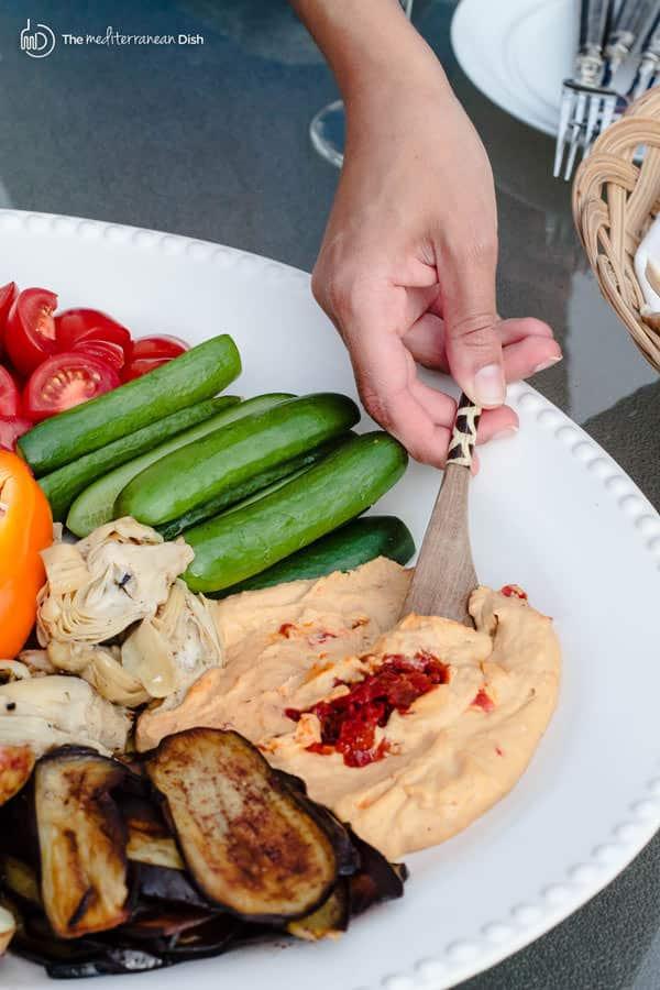 Mediterranean Dinner Party Ideas Part - 42: Mezze: How To Build The Perfect Mediterranean Party Platter | The Mediterranean  Dish . Ditch