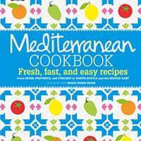 Best cookbooks for a Mediterranean Lifestyle - Mediterranean Cookbook