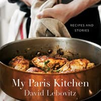 My Paris Kitchen by David Lebovitz - Best cookbooks for a Mediterranean Lifestyle