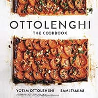 Ottolenghi by Ottolenghi and Tamimi - Best cookbooks for a Mediterranean lifestyle