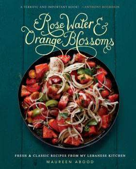 Rose Water and Orange Blossom book review by The Mediterranean Dish