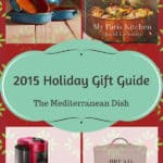 Holiday Gift Guide   The Mediterranean Dish. For the foodies in your life, check out a short list of cookbooks and kitchen essentials they will love!