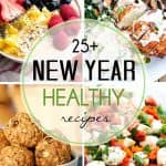 More than 25 Healthy Recipes for the New Year   The Mediterranean Dish. Kick-start your year with top healthy recipes from around the web!