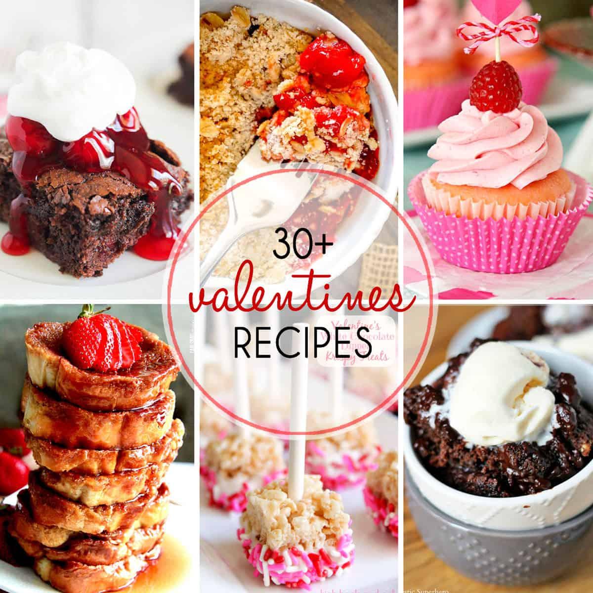 30 Valentine S Day Recipes The Mediterranean Dish