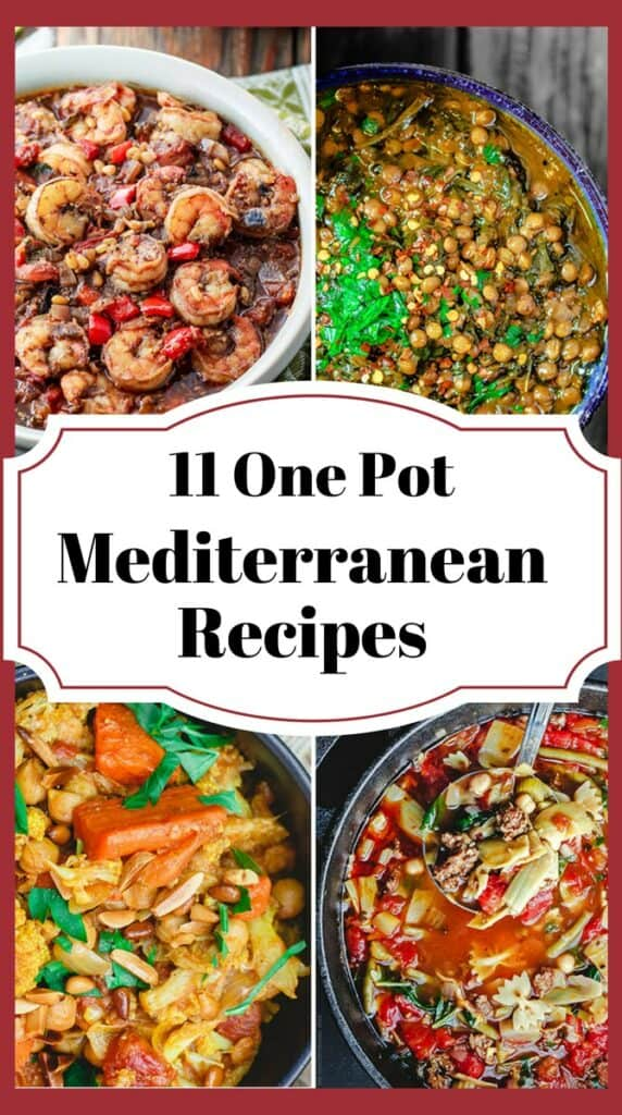 11 Mediterranean One Pot Recipes for Colder Weather