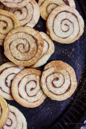 Honey Bun Cinnamon Cookies