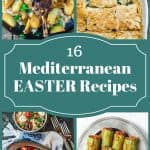16 Mediterranean Easter Recipes   The Mediterranean Dish. Give your Easter dinner a delicious Mediterranean Spin! From entrees like Greek leg of lamb, to side dishes like Spanakopita, Moussaka, Stuffed Zucchini and more! Gorgeous Mediterranean salads and dip recipes, and the best Mediterranean desserts like bakalava! We've got ya covered for Easter! See all 16 recipes on TheMediterraneanDish.com