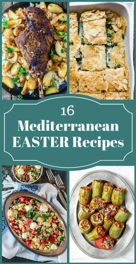 16 Mediterranean Easter Recipes