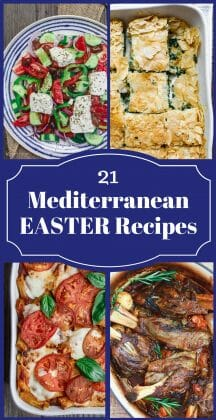 21 All-Star Mediterranean Easter Recipes