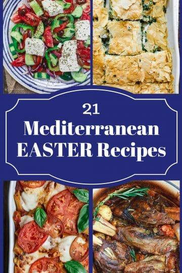 The mediterranean dish mediterranean recipes lifestyle 21 all star mediterranean easter recipes forumfinder Image collections