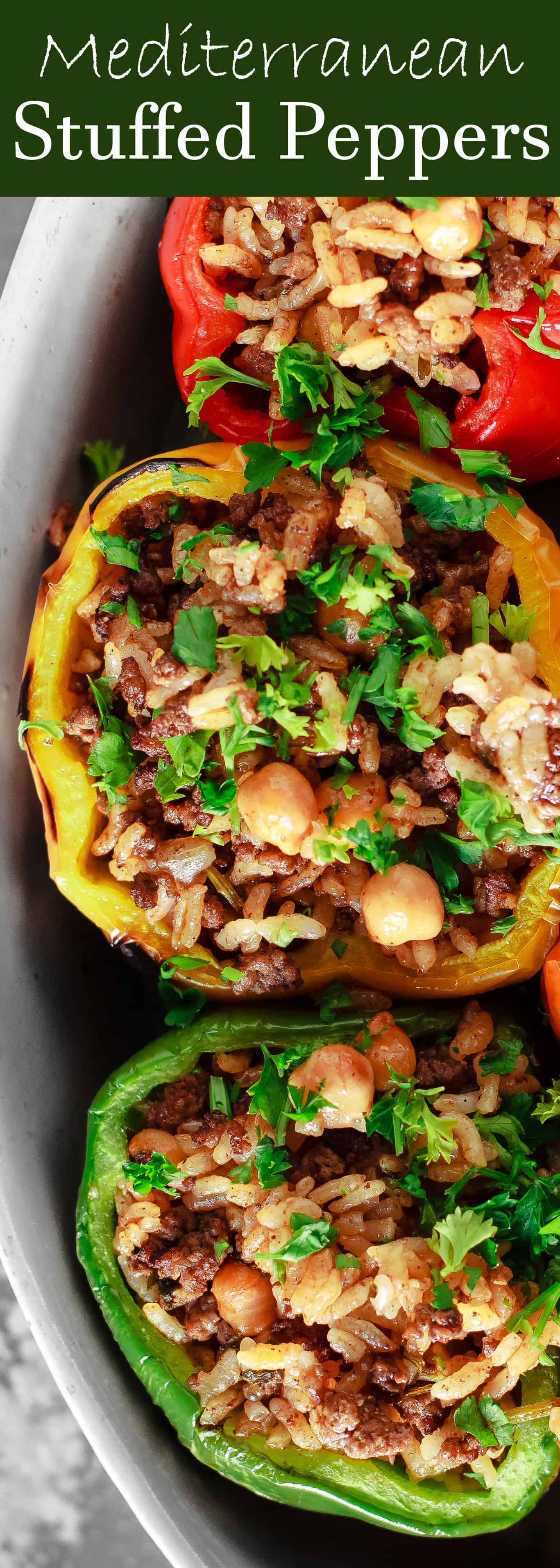 The best recipes: peppers stuffed with meat and rice 33