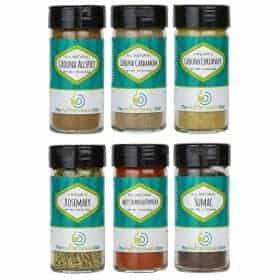 Must-Have Mediterranean Spices