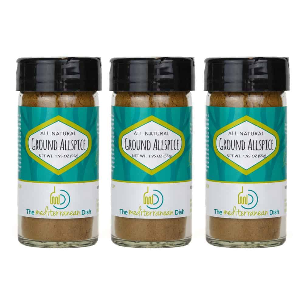 Allspice Three Pack Bundle from The Mediterranean Dish