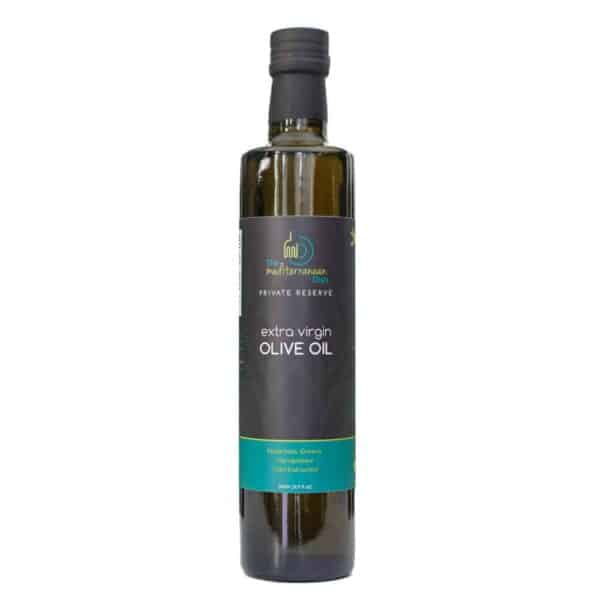 Extra Virgin Olive Oil Private Reserve by The Mediterranean Dish