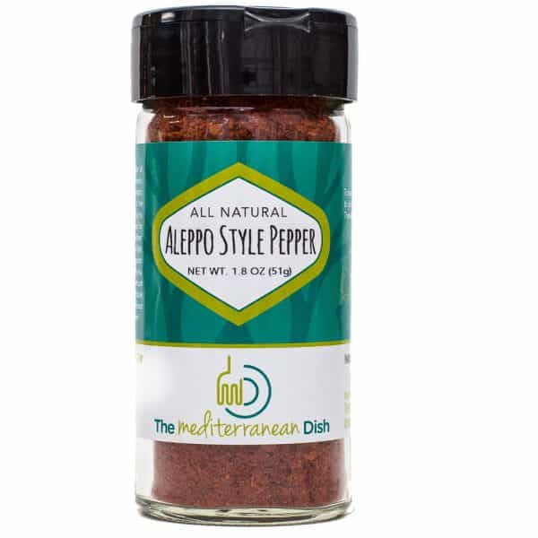Aleppo Style Pepper from The Mediterranean Dish