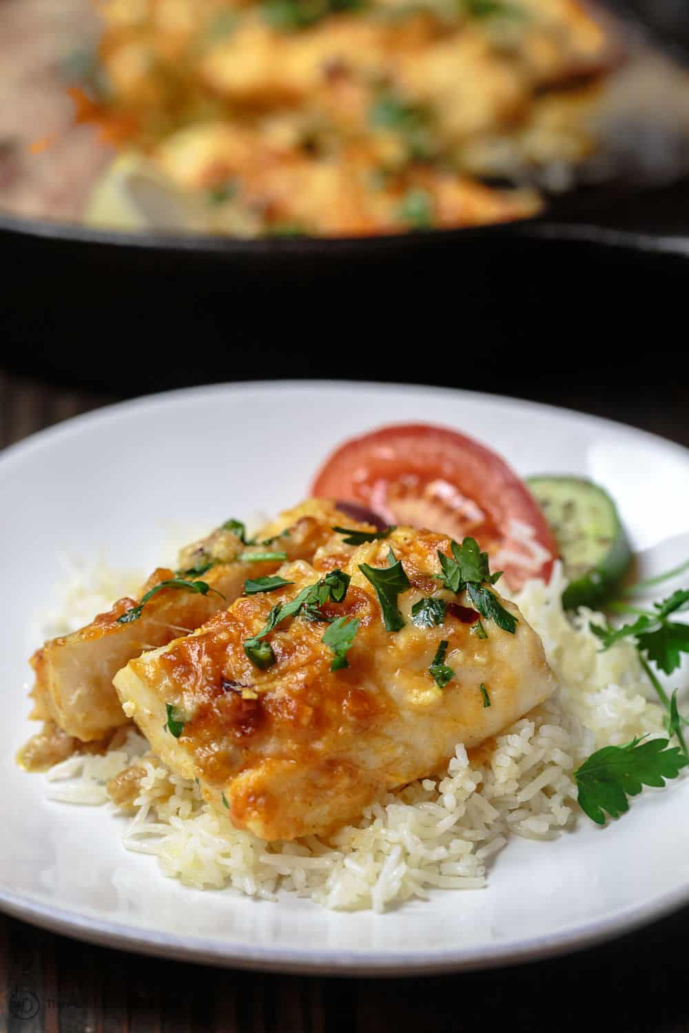 Simple and delicious cod dishes