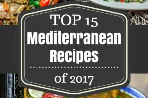 Top 15 Mediterranean Recipes of 2017 | The Mediterranean Dish. If you're looking for amazing Mediterranean recipes and Mediterranean diet foods, this list of 15 recipes is a great place to start. Fool-proof recipes that have been tried by millions of people! From tabouli, to falafel, easy Italian chicken, Greek chicken and fish recipes, lamb and more! There is something for everyone. See them all on TheMediterraneanDish.com