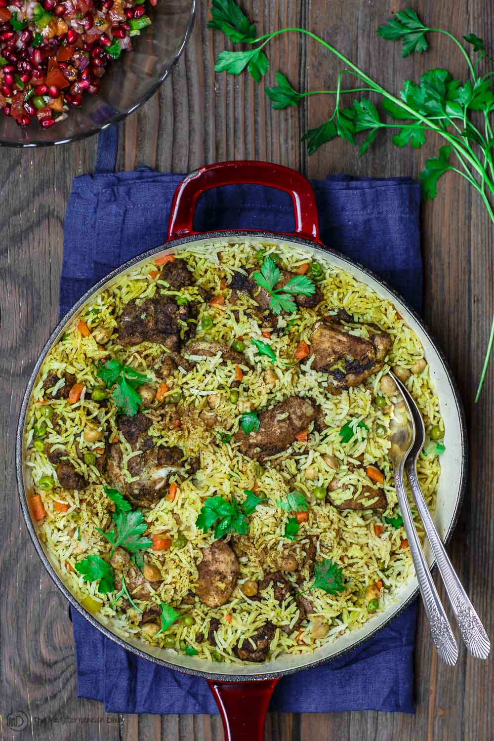 how to cook middle eastern rice