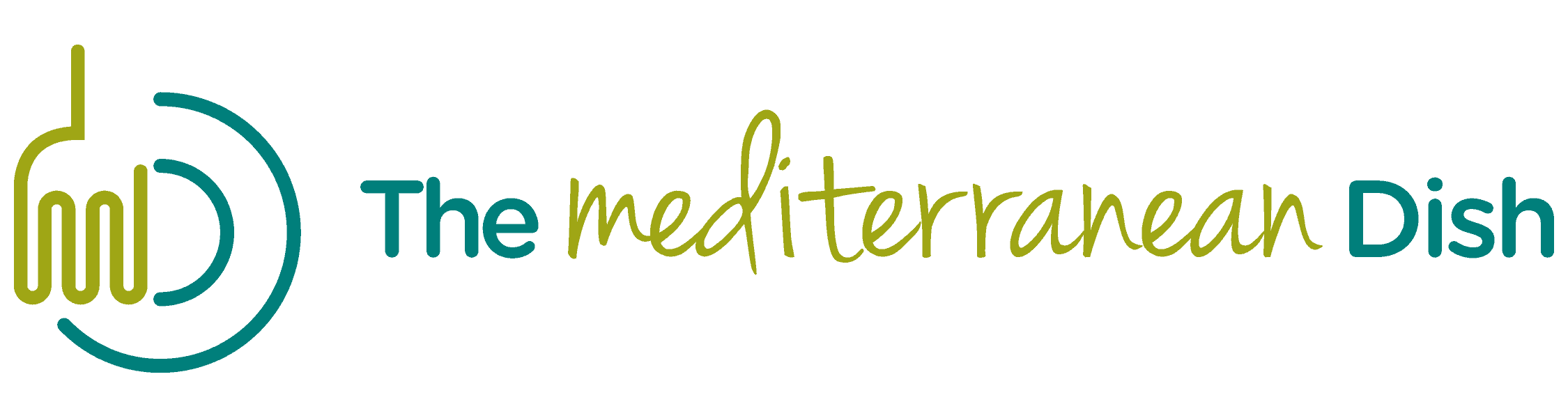 The Mediterranean Dish logo