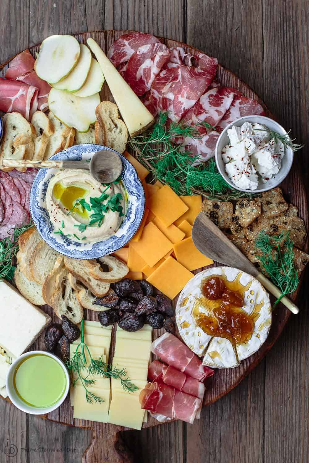 How To Make The Best Cheese Board A Complete Guide The Mediterranean Dish