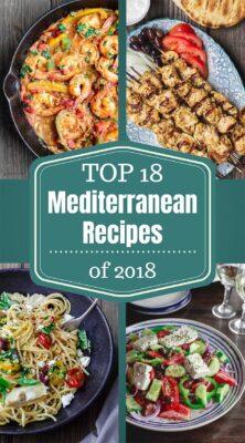 BEST Mediterranean Recipes of 2018   The Mediterranean Dish