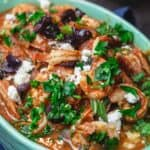 Easy Greek Shrimp with Tomato and Feta