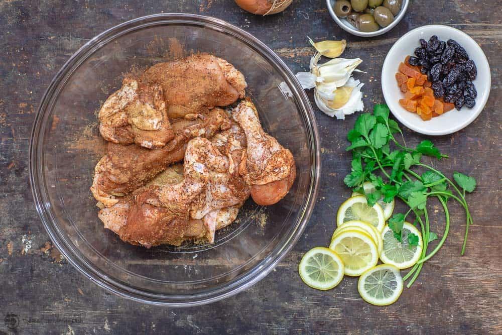 BEST Moroccan Chicken Recipe   Moroccan Chicken Recipe 2