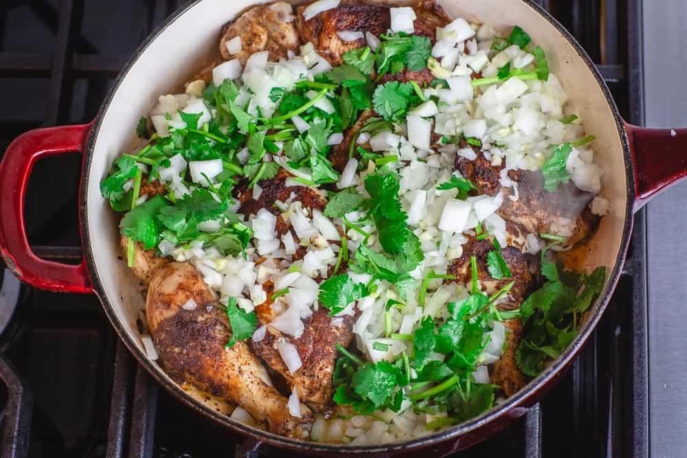 BEST Moroccan Chicken Recipe   Moroccan Chicken Recipe 4