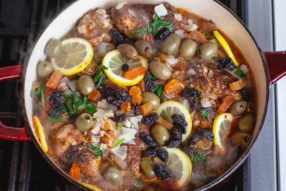 BEST Moroccan Chicken Recipe   Moroccan Chicken Recipe 5