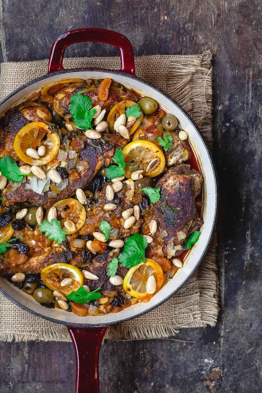BEST Moroccan Chicken Recipe   Moroccan Chicken Recipe 9