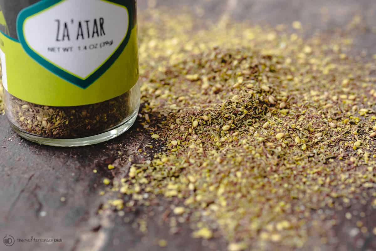 Za'atar from The Mediterranean Dish