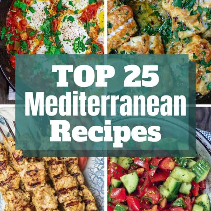 Top 25 Mediterranean Recipes