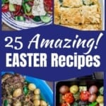 Easter recipes roundup image